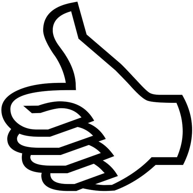 Finger Gesture Good · Free image on Pixabay (57655)
