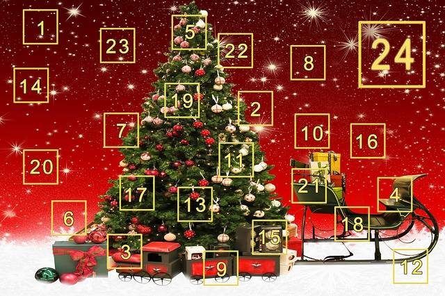 Advent Calendar Gifts · Free photo on Pixabay (69734)