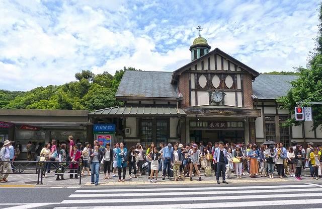Japan Tokyo Harajuku · Free photo on Pixabay (70611)