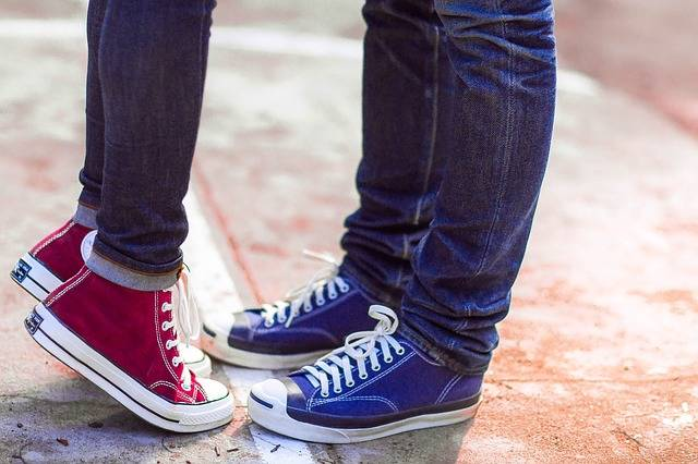 Converse Couple Love · Free photo on Pixabay (75808)