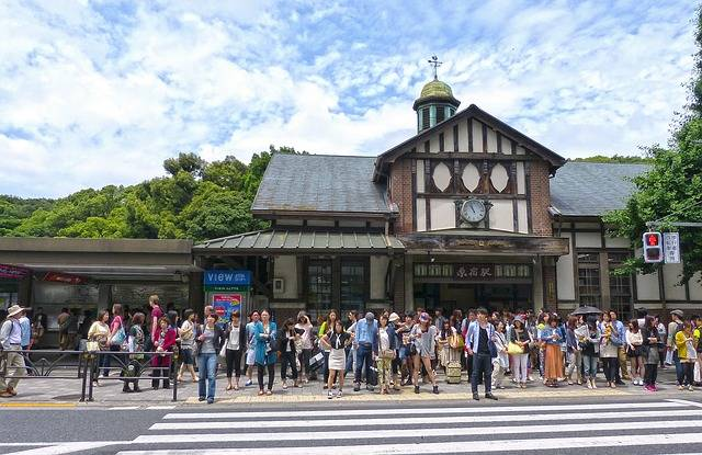 Japan Tokyo Harajuku - Free photo on Pixabay (77878)