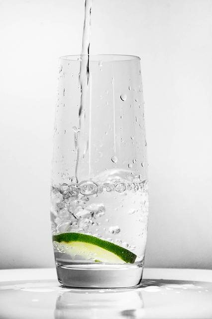 Glass For Water Green Lemon - Free photo on Pixabay (78108)