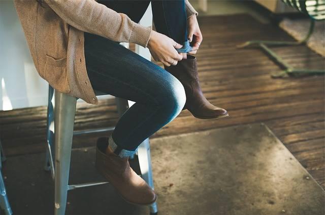 Fashion Jeans Shoes - Free photo on Pixabay (89058)