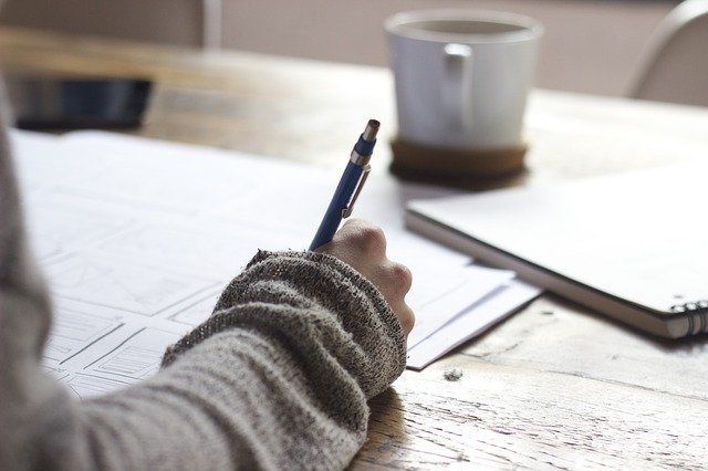 Writing Write Person - Free photo on Pixabay (92838)