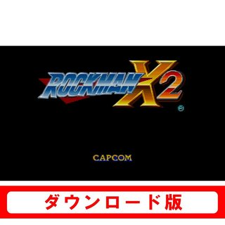 Newニンテンドー3DS専用 「ロックマンX2」ダウンロード版 (733)
