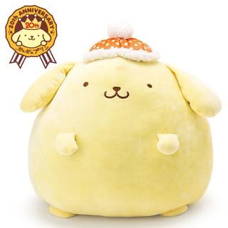 ポムポムプリン20th クッション(あったか) (2385)