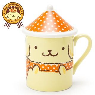 ポムポムプリン20th フタ付きマグカップ(あったか) (2388)