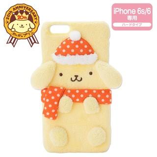 ポムポムプリン20th iPhone 6s/6ケース(あったか) (2389)
