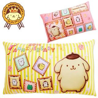ポムポムプリン20th×KUNIKA むにゅむにゅ枕 (2395)