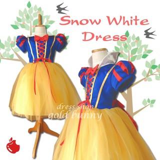 白雪姫みたいな プリンセスドレス リボン 子供ドレス ...