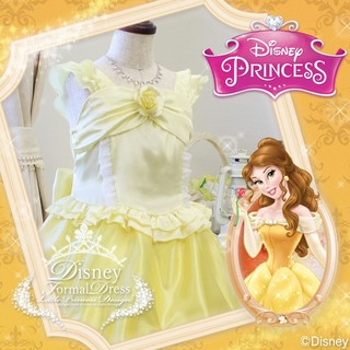 ディズニープリンセスの子供ドレス リトルプリンセスデザ...