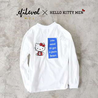 ".efiLevolと""HELLO KITTY MEN""..."