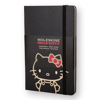 モレスキン ノート 限定 Hello Kitty ハード 横罫 (2928)