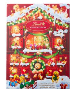リンツ クリスマス ベア アドベントカレンダー (4511)