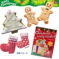 ママズキッチン クリスマスアイシングクッキーキット 232.6g (4522)