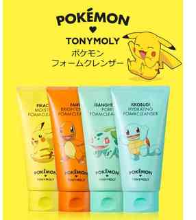 NEWトニーモリー [韓国コスメ TONY MOLY] ポケモン フォームクレンザー TONY MOLY Pokemon Faom Cleanse (4838)