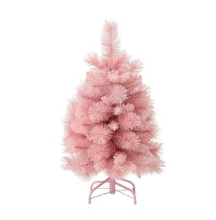 クリスマスツリー ピンク(ピンク)  (5499)