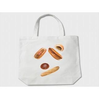 【よだれ堂】パンのパン文字トートバック (5996)