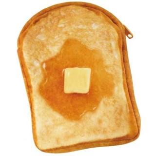 【まるでパンみたいな】ショルダーポーチ(ハニートースト ) (6010)