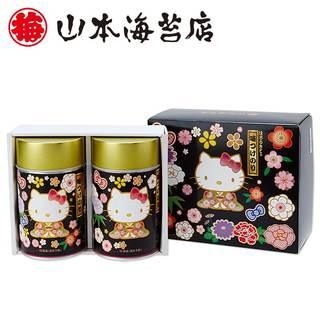 山本海苔店×はろうきてぃ 味つけのり2缶セット