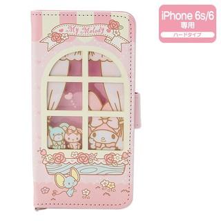 マイメロディ 窓付きiPhone 6s/6ケース