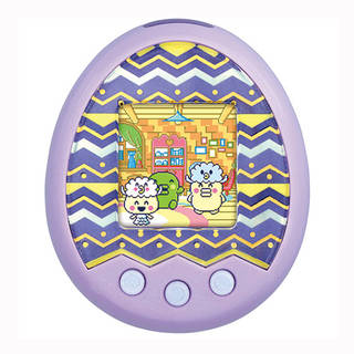 Tamagotchi m!x Spacy mix ve...