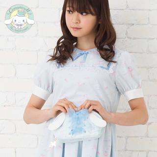 シナモロール15th ポーチ(羽根)