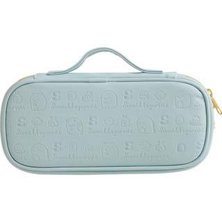 こちらはシンプルな大人なデザインの筆箱。すみっコぐ...