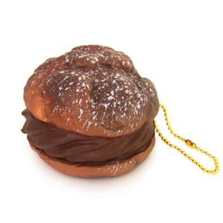 ジャンボシュークリーム/チョコレートファッジ (15128)