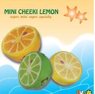 ぷに丸ミニレモン大きさ約4×3cm。オレンジ…オレンジ...