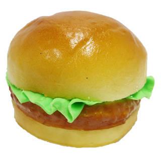 ハンバーガーの形をしたストレスボールです。バンズやはみ...