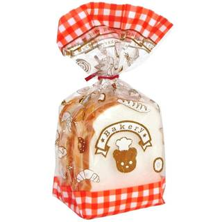 マザーガーデンのミニ食パン4枚セットのスクイーズです。...