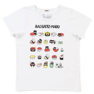 バッドばつ丸 Tシャツ(ばつ丸寿司)