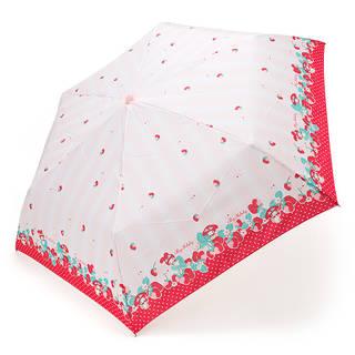 マイメロディ 晴雨兼用UV折りたたみ傘