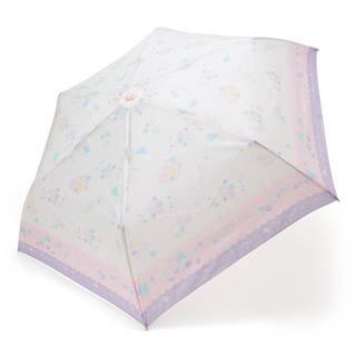 リトルツインスターズ 晴雨兼用UV折りたたみ傘
