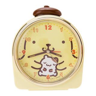 ポムポムプリン プリンが起こしてくれる目覚まし時計(な...