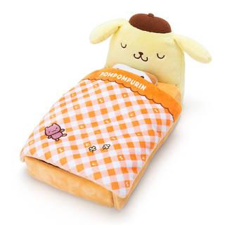 ポムポムプリン ベッド形小物入れ(なりきりプリン)