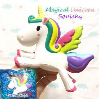 Super rare Magical Unicorn SUPER squishy ~ Toyboxshop Licensed ~ unicorn scented (28684)