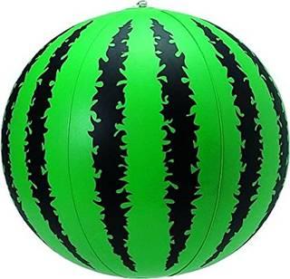 ビーチボール スイカ 35cm (31032)
