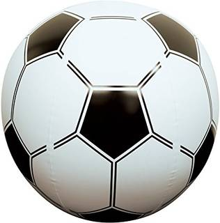 ハック 超BIGビーチボール90cm サッカーボール (31035)
