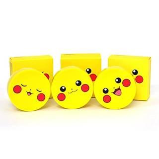 トニーモリ [TONY MOLY] ポケモン_ピカチュウ ミニクッションチーク Pokemon Pikachu Mini Cushion Blusher [並行輸入品] (No.2 Rose Coral): (33314)