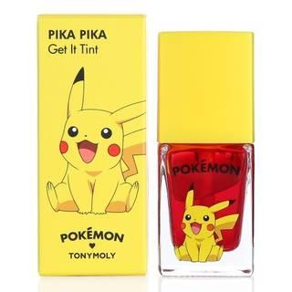 トニーモリ [TONY MOLY] Pokemon Pica Pica Get It Tint ポケモン_ピカチュウ ピカピカゲトイトティント [並行輸入品] (No.2 Red Hot): ビューティー (33331)
