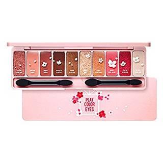 Amazon | ETUDE HOUSE Play Color Eyes Cherry Blossom / エチュードハウス プレイカラーアイズチェリーブロッサム 1g x10 [NEW] [並行輸入品] | エチュードハウス(Etude House) | アイシャドウ 通販 (36024)