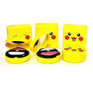 Amazon | トニーモリ [TONY MOLY] ポケモン_ピカチュウ ミニクッションチーク Pokemon Pikachu Mini Cushion Blusher [並行輸入品] (No.2 Rose Coral) | トニーモリー(TONY MOLY) | チーク 通販 (36054)