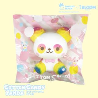 Cotton Candy Panda。コットンキャンデ...