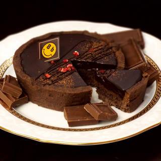 可愛らしいボックスに入った2種類のチョコを楽しめるタル...