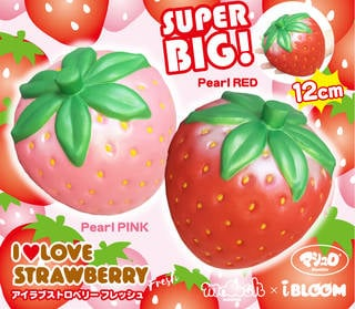I LOVE Strawberry Freshアイ...