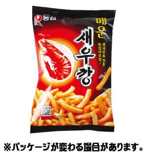 。『農心(ノンシム)』辛いセウカン <韓国お菓子・韓...