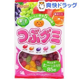 春日井製菓 つぶグミ(85g) (62591)