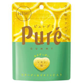 カンロ ピュレグミ レモン 56g 6個入り (62601)